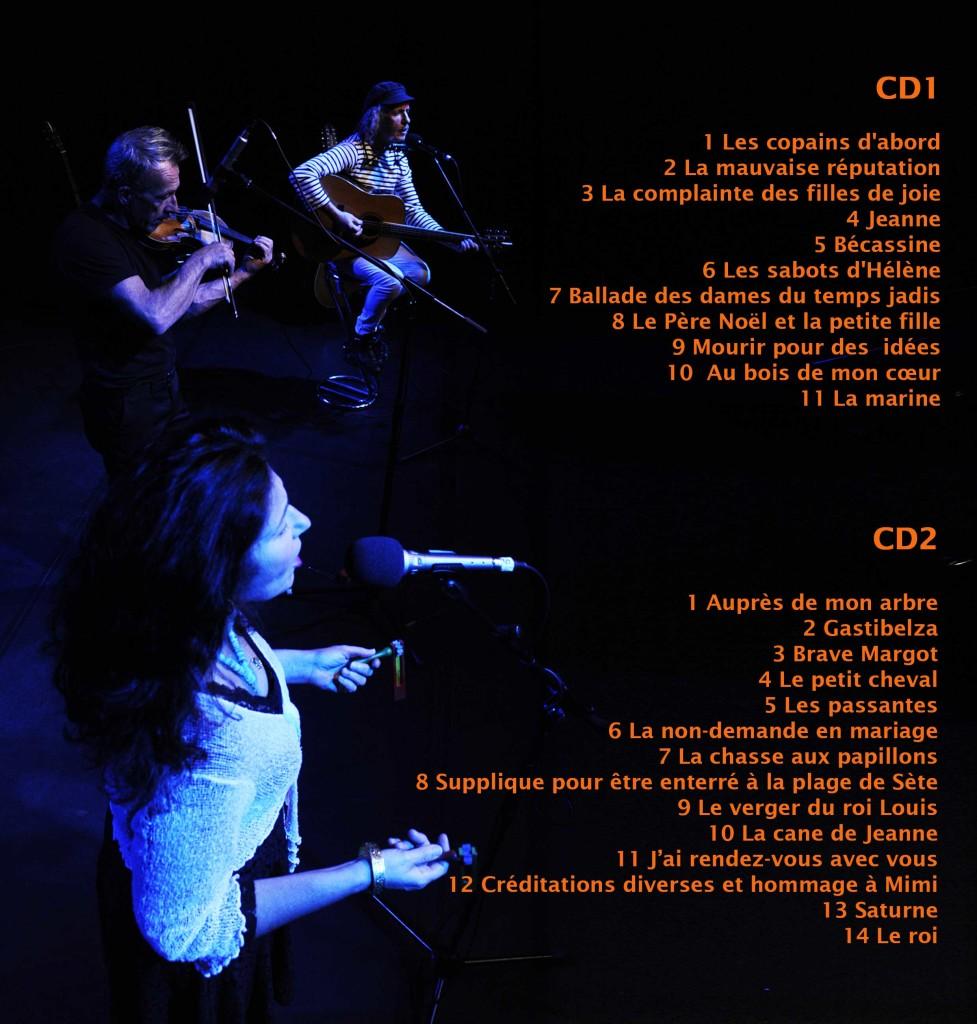 Brassens-L'Irlandais_cd